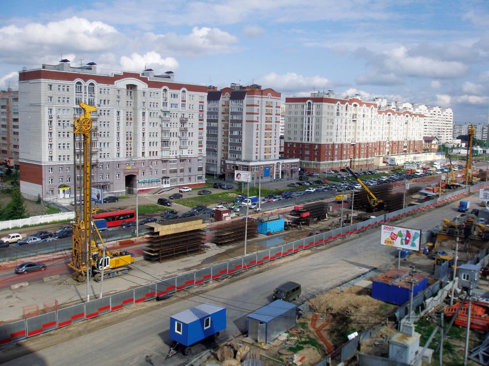 строительство транспортных сооружений